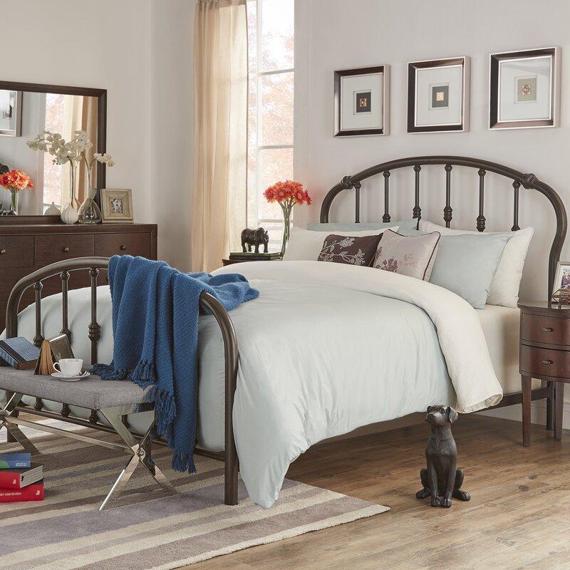 Woodburn Queen Sleigh Bed  Sleigh Beds You ll Love Wayfair. Gold Zinus Sleigh Beds   jobs4education com