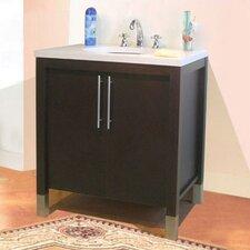 Houssima Single Bathroom Vanity Base