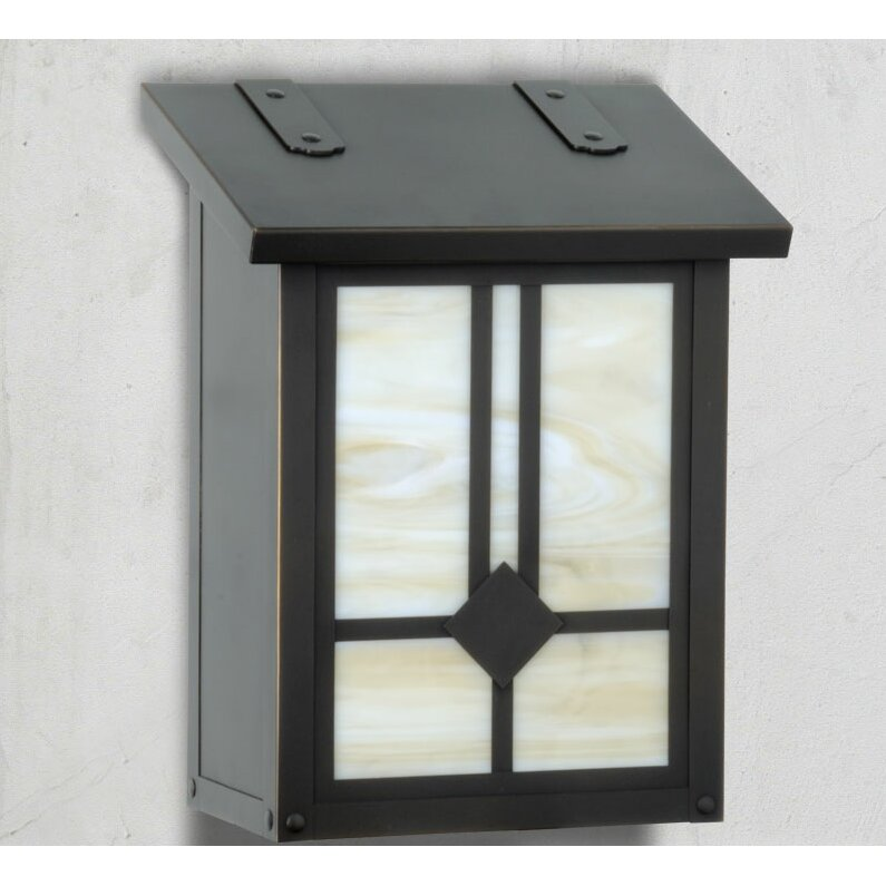 Wall Mounted Mailbox - America's Finest Mailboxes Wall Mounted Mailbox & Reviews Wayfair