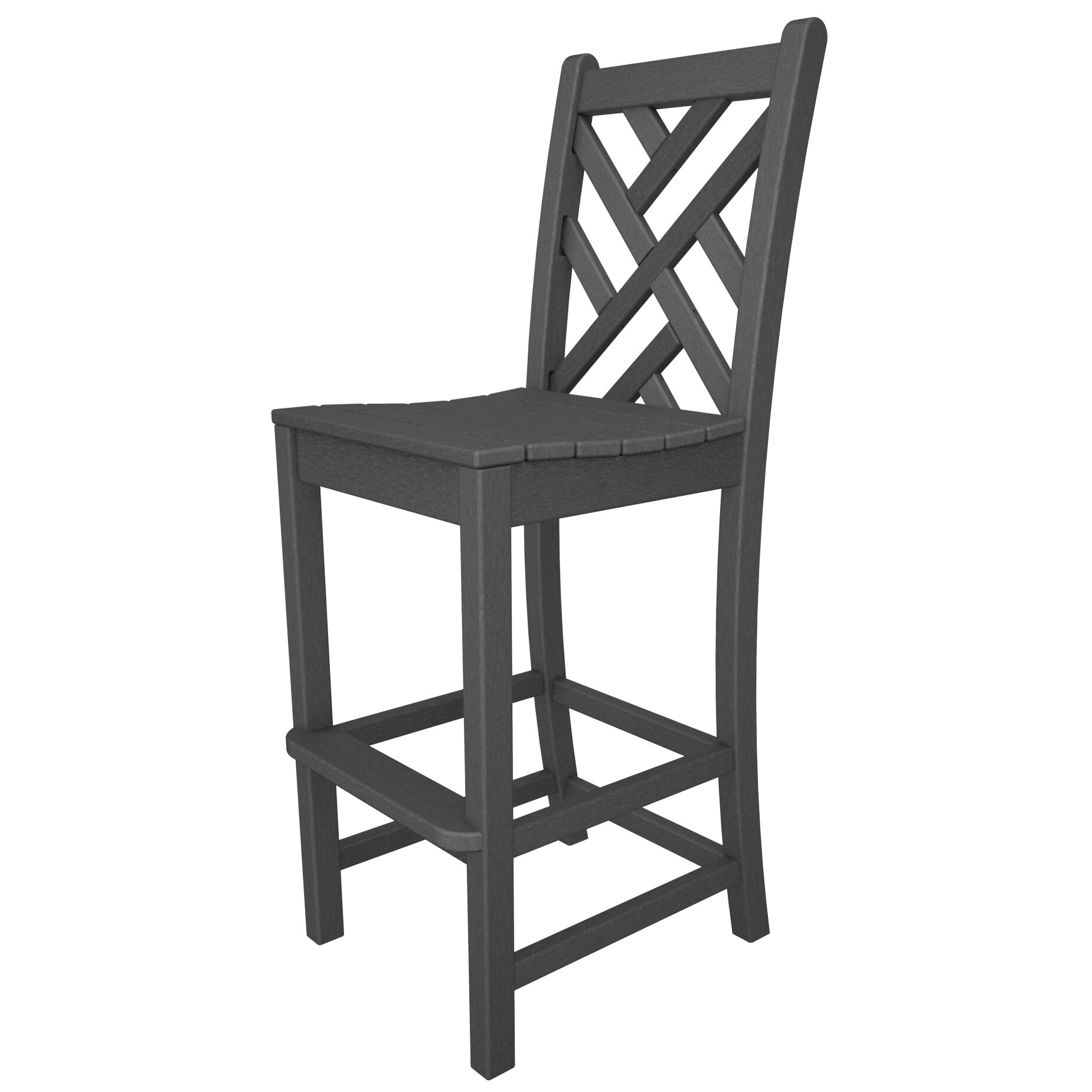 Polywood 174 Chippendale 30 Quot Bar Stool Amp Reviews Wayfair