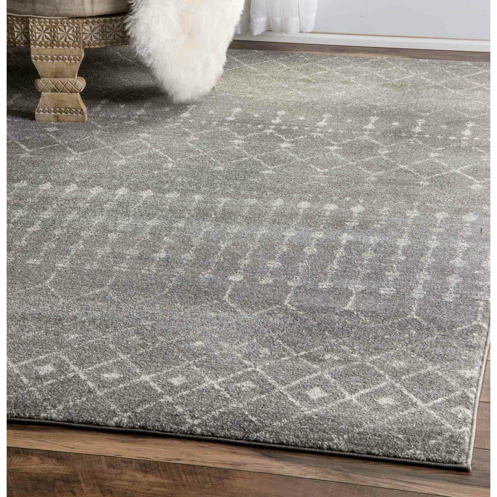 Mistana Clair Dark Grey Area Rug Amp Reviews Wayfair Ca