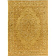 Marianmade Hand Tufted Rug Sunflower/Gold Area Rug