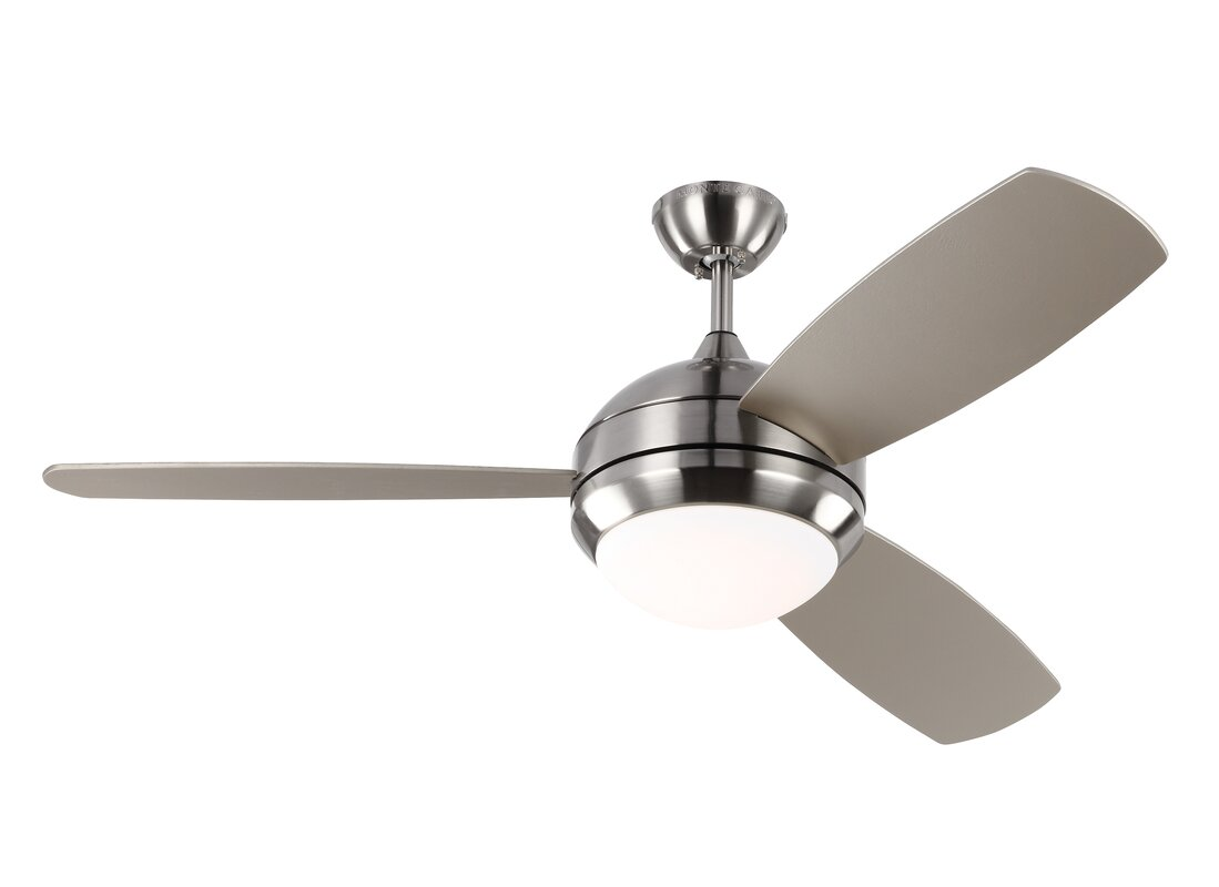 brayden studio  lamptrai blade ceiling fan with remote  - defaultname