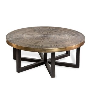 metal coffee tables you'll love | wayfair