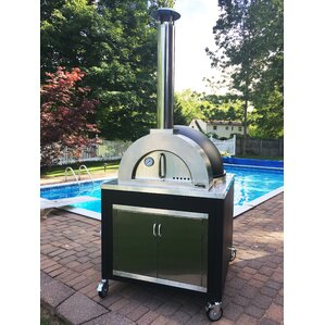 Elite Plus Wood Fired Pizza Oven