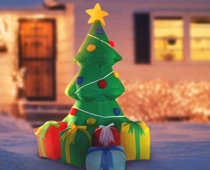 outdoor christmas decorations youll love wayfair - Outdoor Christmas Decorations
