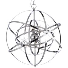 6-Light Globe Pendant