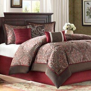 Fenton 7 Piece Comforter Set
