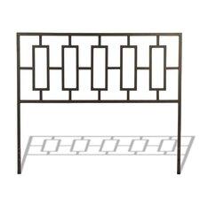Flaugher Open-Frame Headboard