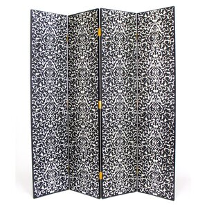 Niall 4-Panel Room Divider