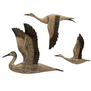 3-Piece Bird Wall Decor Set (Set of 3)
