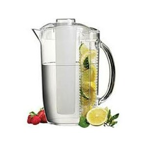 Robert Ice and Fruit Infusion Pitcher