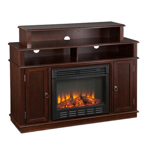 Audry TV Stand with Electric Fireplace