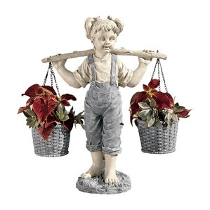 Bradley Garden Statue