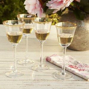 Adelle White Wine Glass (Set of 4)