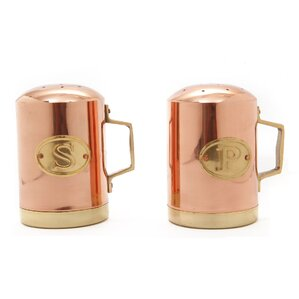 Idina Salt & Pepper Shakers by Old Dutch