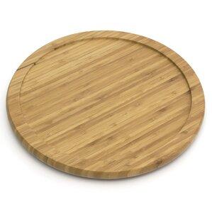 """Spellman Bamboo 10"""" Turntable"""
