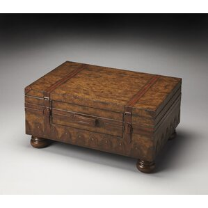 Coffee table trunks  by Butler