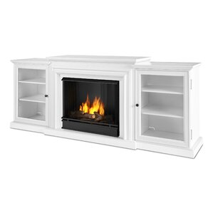 """Frederick Gel Fuel 72"""" TV Stand"""
