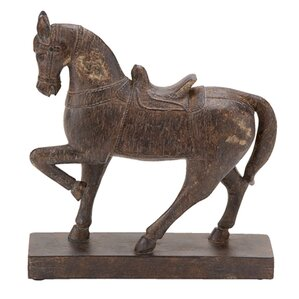 Prancing Horse Statuette