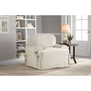 Duck T-Chair Slipcover  by Serta