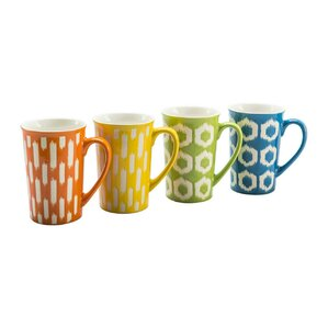 Iana Porcelain Mug (Set of 4)