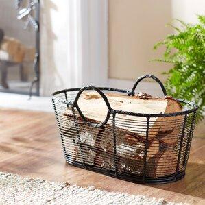 Harvest Log Basket