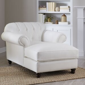 Keira Tufted Chaise