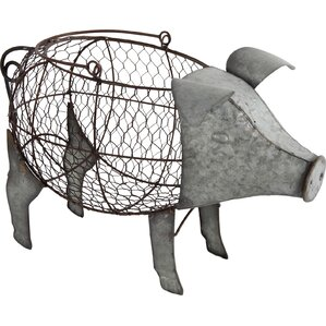 Piglet Basket