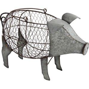 Piglet Basket
