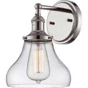 Legrand 1-Light Bath Sconce