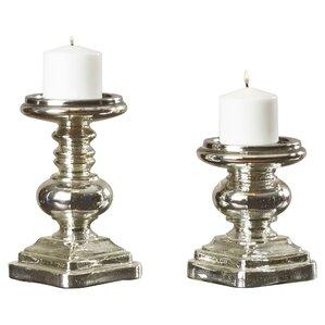 2-Piece Aidy Candleholder Set