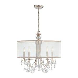 Fontwell 5-Light Chandelier