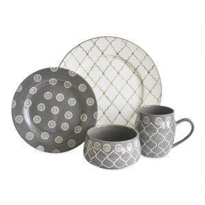 16-Piece Maura Dinnerware Set