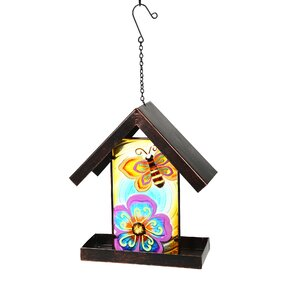 Buzzy Bee Glow in the Dark Birdfeeder
