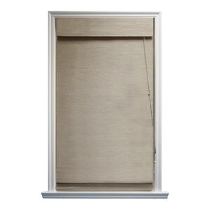 Leger Jute Privacy Roman Shade