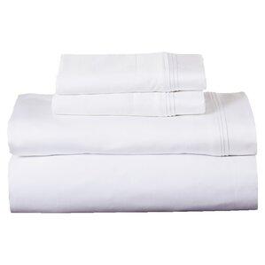 4-Piece 1000 Thread Count Egyptian Cotton Sheet Set