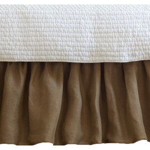 Armando Linen Voile Bed Skirt