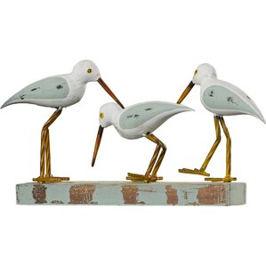 Gull Trio Decor