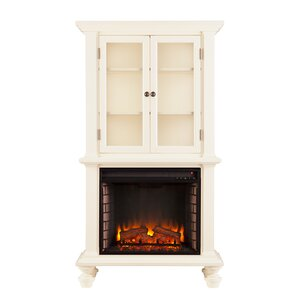 Lora Curio Electric Fireplace