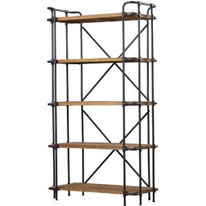 "Idris 66.75"" Bookcase"