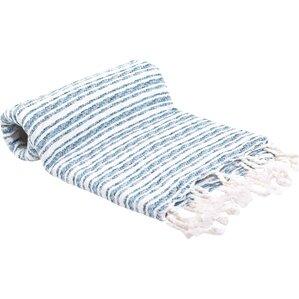 Striped Fouta Bath Towel