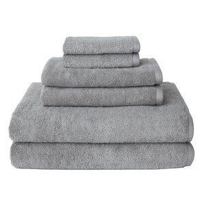 6-Piece Cotton Towel Set