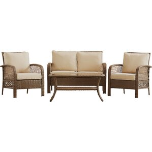 4-Piece Grotto Patio Seating Group