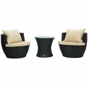 3-Piece Leona Patio Seating Group