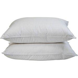 Plush Bed Pillow (Set of 2)