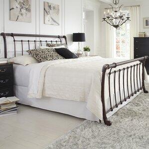 Ira Sleigh Bed