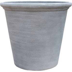 Zia Fiber Clay Pot Planter