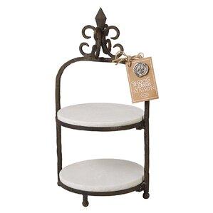Hammond Tiered Plate Stand