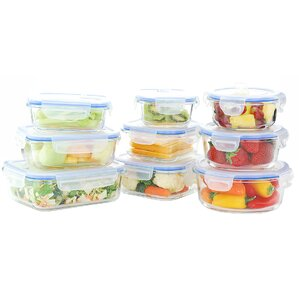 18-Piece  Container Set